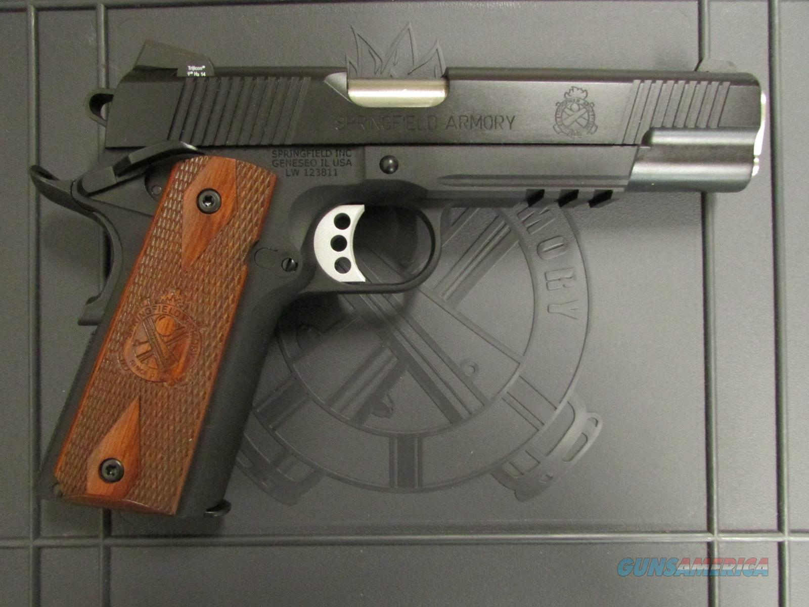 Springfield Loaded 1911-A1 Lightweight Operator .45ACP  Guns > Pistols > Springfield Armory Pistols > 1911 Type