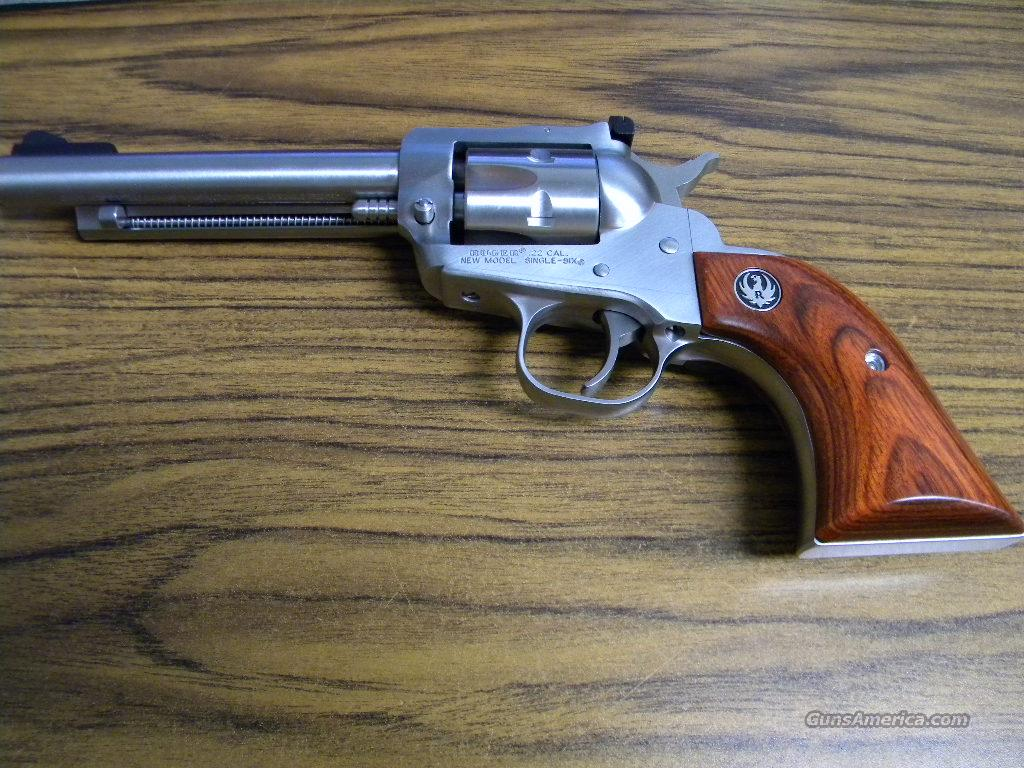 "Ruger Single Six .22 LR Convertible 5.5"" #0625  Guns > Pistols > Ruger Single Action Revolvers > Single Six Type"