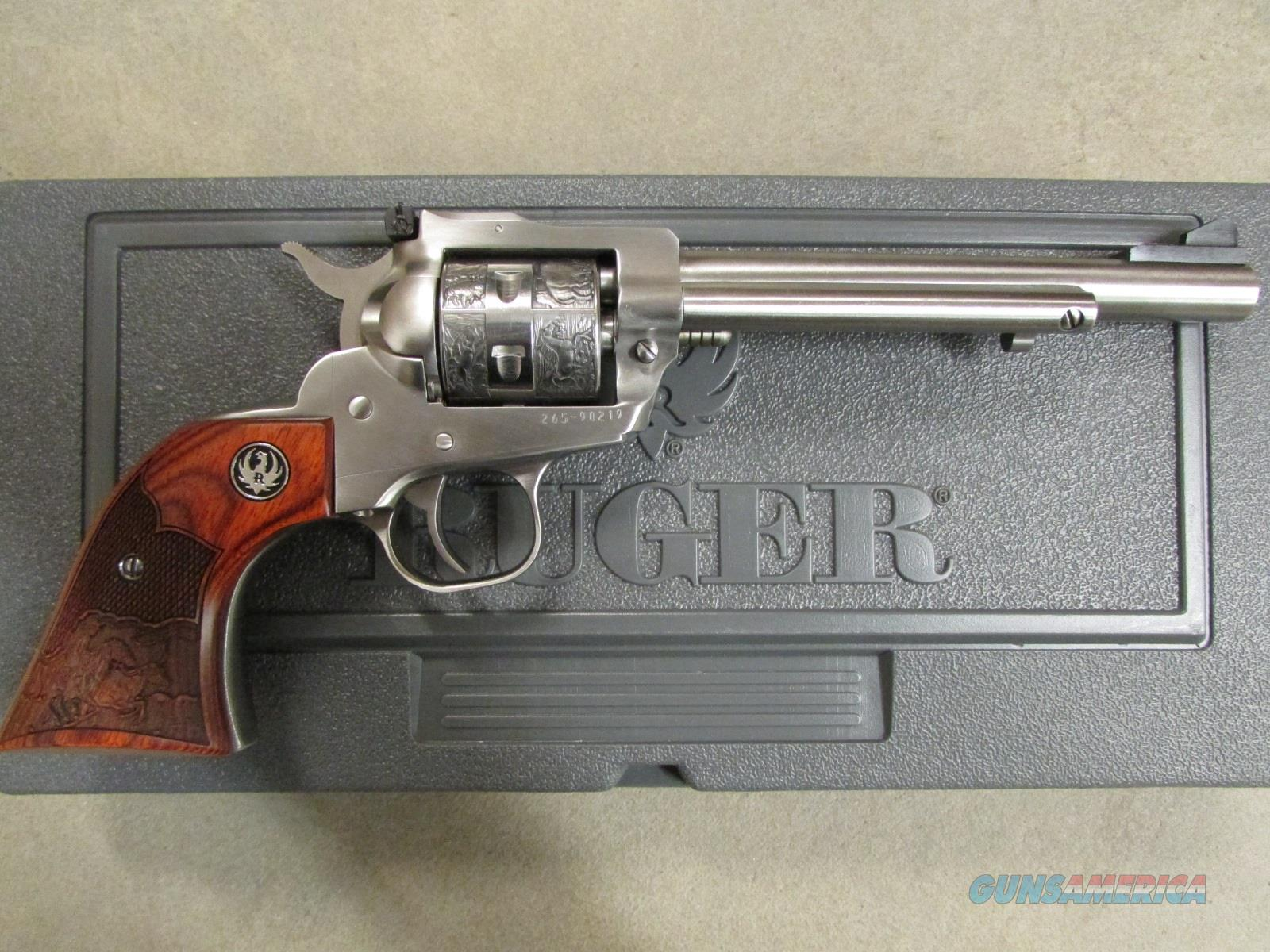 Ruger Single Six Exclusive TALO Cowboy Design .22 LR / .22 Mag  Guns > Pistols > Rossi Revolvers