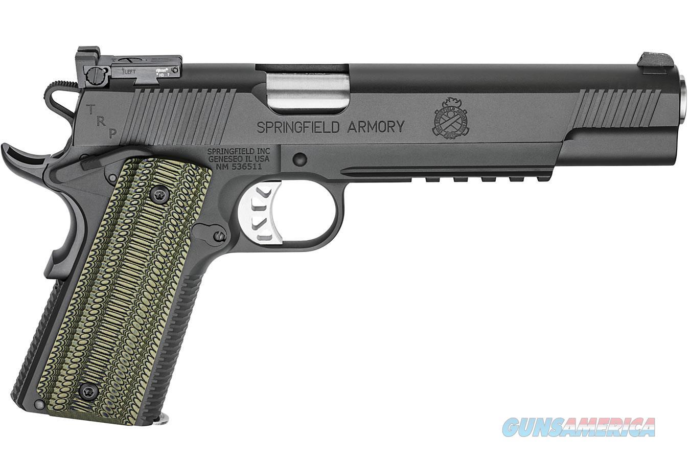 """Springfield Armory 1911 TRP 10mm 6"""" 8rds PC9610L18   Guns > Pistols > Springfield Armory Pistols > 1911 Type"""