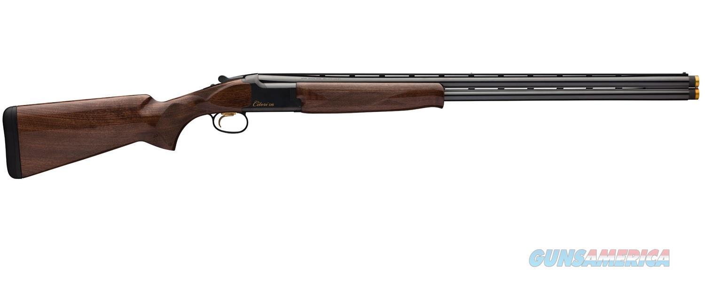 """Browning Citori CXS 12 Gauge O/U 30"""" Walnut 018073303   Guns > Shotguns > Browning Shotguns > Over Unders > Citori > Trap/Skeet"""