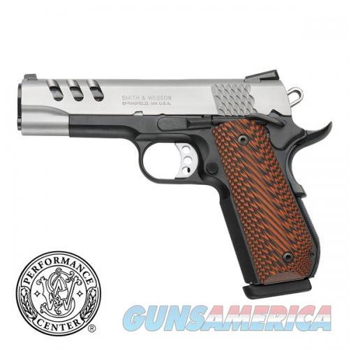 Smith & Wesson Performance Center SW1911 .45 ACP 8rd 170344  Guns > Pistols > Smith & Wesson Pistols - Autos > Steel Frame