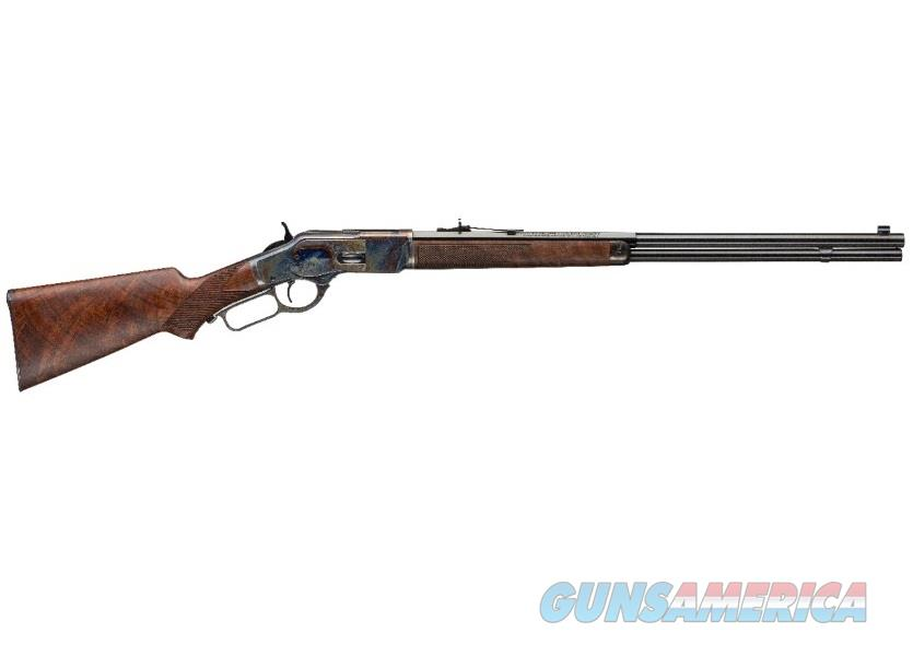 """Winchester 1873 Deluxe Sporting .44-40 Win 24"""" Walnut 534259140  Guns > Rifles > Winchester Rifles - Modern Lever > Other Lever > Post-64"""