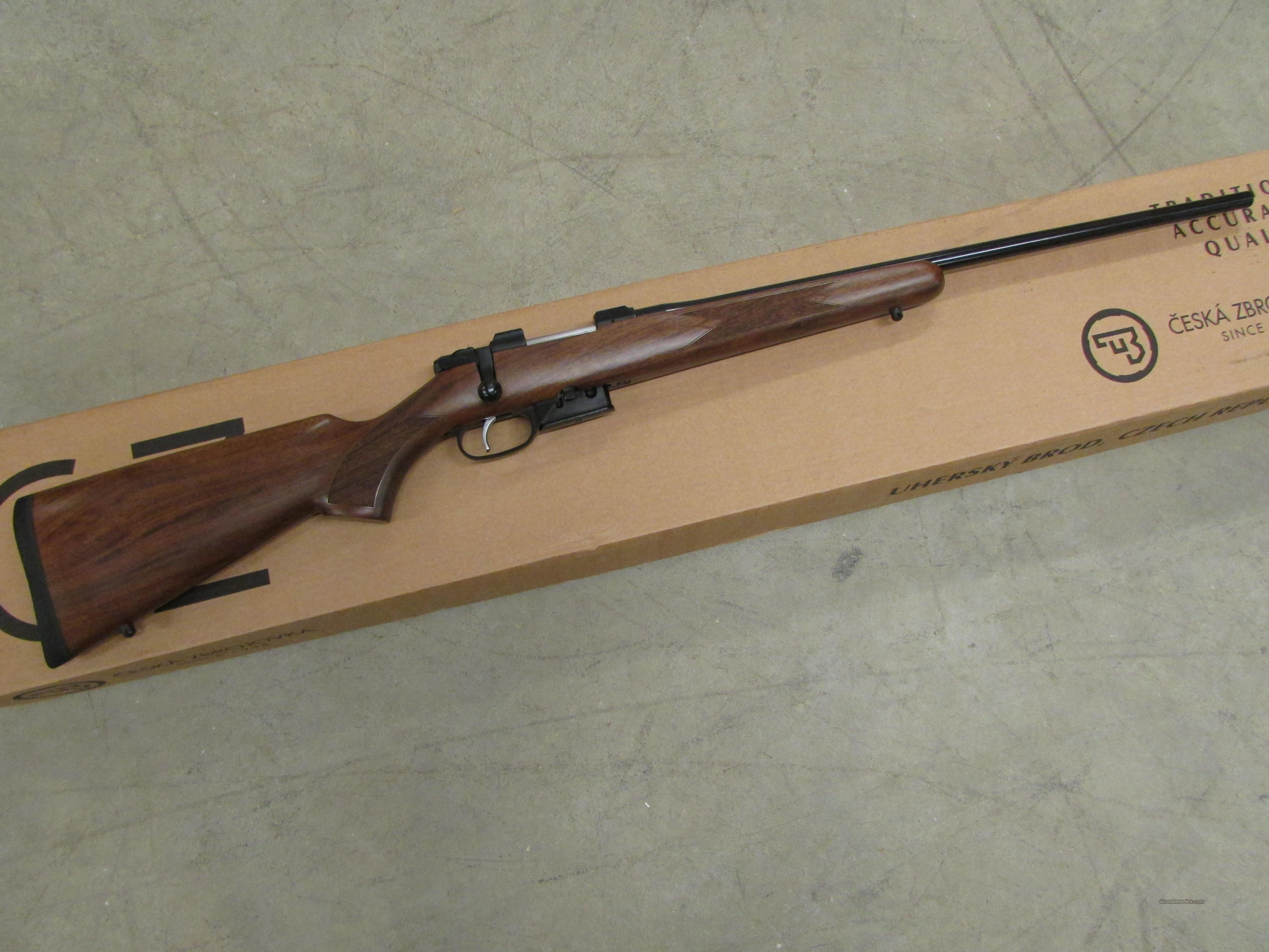 CZ-USA CZ 527 American Bolt-Action .22 Hornet  Guns > Rifles > CZ Rifles