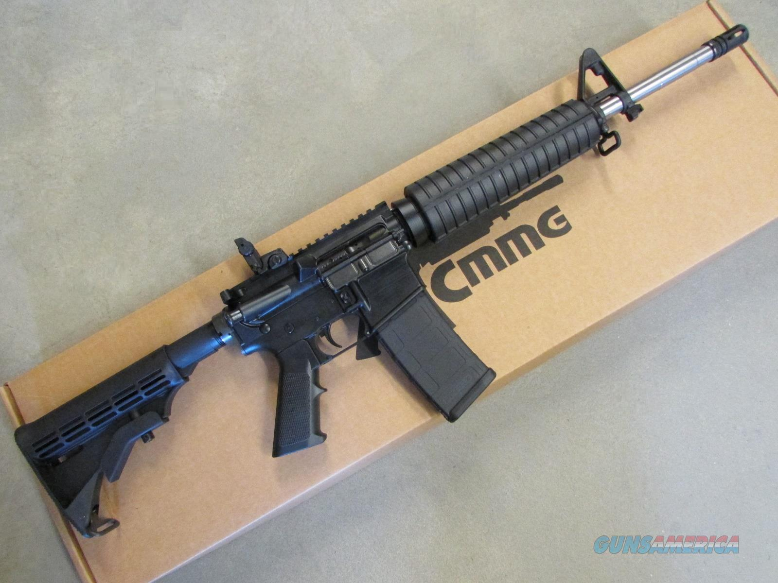 "CMMG M300 AR-15 16.1"" Stainless 30+1 .300 AAC Blackout 30A77E1   Guns > Rifles > C Misc Rifles"