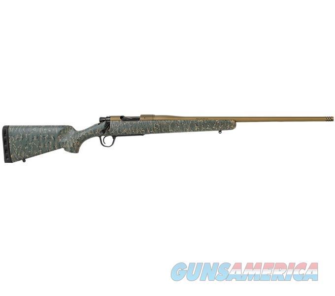 """Christensen Arms Mesa Green .308 Win 22"""" Bronze 801-01010-00  Guns > Rifles > Custom Rifles > Bolt Action"""