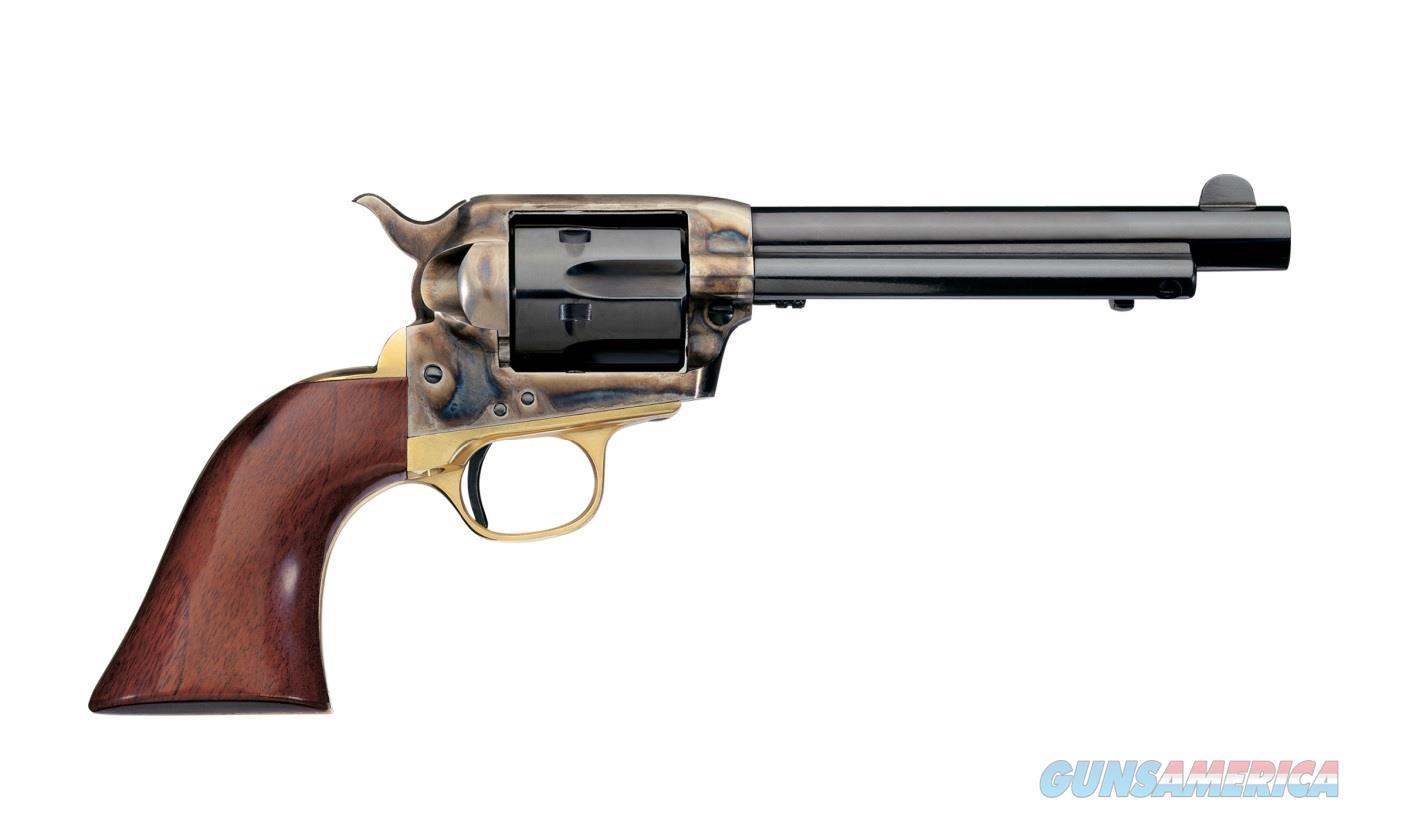"Uberti Stallion 10-Shot Brass Frame Revolver 5.5"" .22 LR SKU: 349883  Guns > Pistols > Uberti Pistols > Ctg."