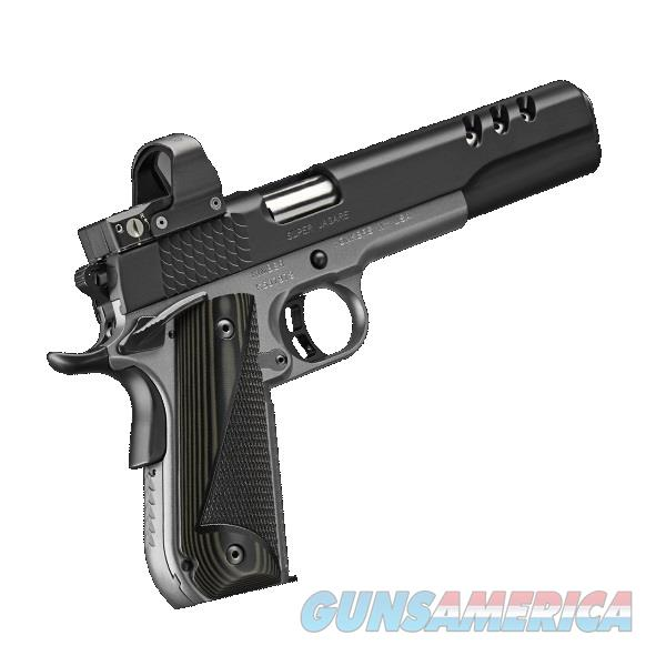 "KIMBER SUPER JAGARE 10MM 6"" 1911 W/ RED DOT 3000278  Guns > Pistols > Kimber of America Pistols > 1911"