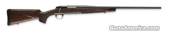 Browning Medallion X-Bolt 308   Guns > Rifles > Browning Rifles > Bolt Action > Hunting > Blue