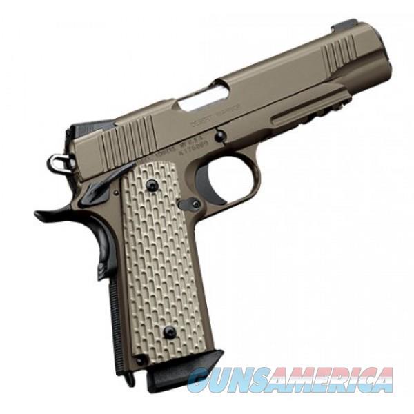 Kimber Desert Warrior FDE 1911 .45 ACP / AUTO 3000126  Guns > Pistols > Kimber of America Pistols > 1911
