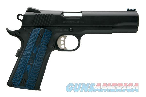 COLT COMPETITION PISTOL BLUED 1911 .38 SUPER O1983CCS  Guns > Pistols > Colt Automatic Pistols (1911 & Var)