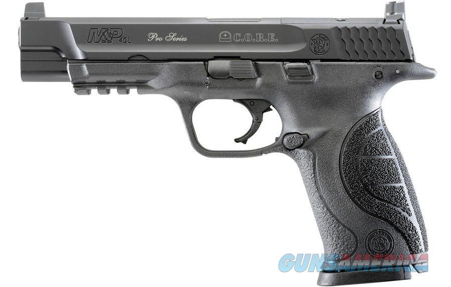 "Smith & Wesson PC M&P40L Pro Series C.O.R.E. .40 S&W 5"" 178059  Guns > Pistols > Smith & Wesson Pistols - Autos > Polymer Frame"