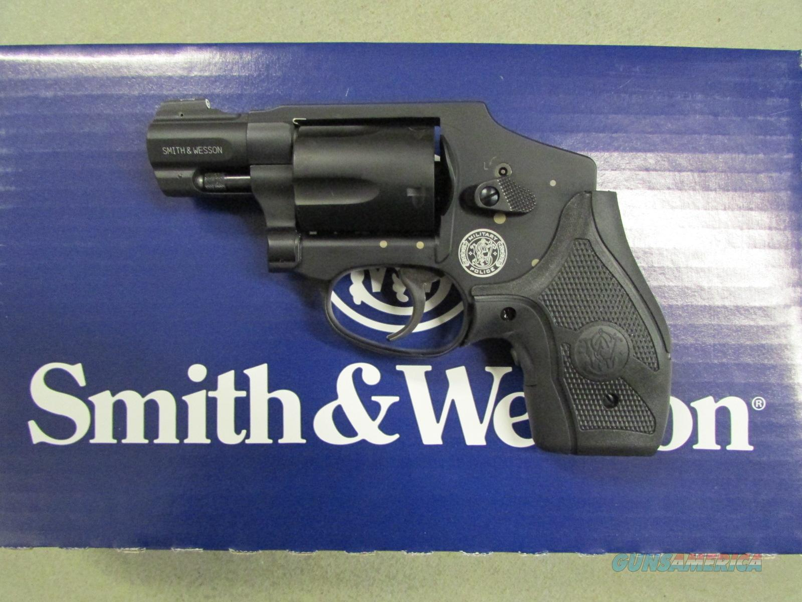 Smith & Wesson Model M&P340 CT Laser Grip .357 Mag 163073  Guns > Pistols > Smith & Wesson Revolvers > Full Frame Revolver