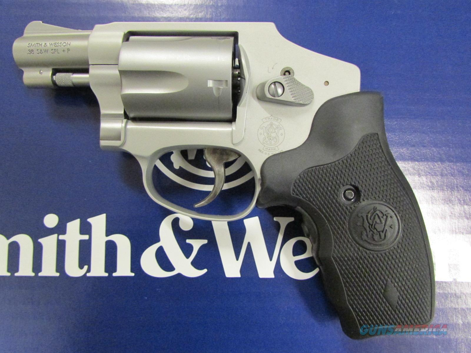Smith & Wesson Model 642 CT AirWeight .38 SPL Crimson Trace  Guns > Pistols > Smith & Wesson Revolvers > Pocket Pistols