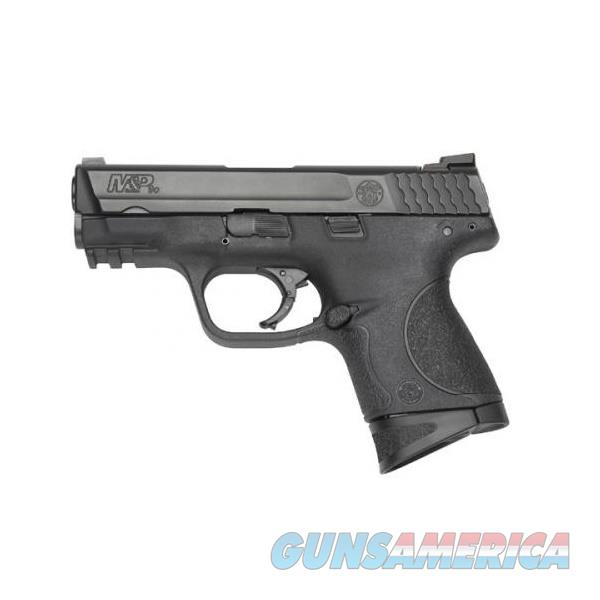 "Smith & Wesson M&P9c 9mm 3.5"" 10 Rds 109204  Guns > Pistols > Smith & Wesson Pistols - Autos > Polymer Frame"