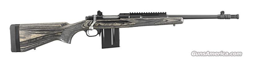 Ruger M77 Gunsite Scout Rifle .308 Cal #6803  Guns > Rifles > Ruger Rifles > Model 77