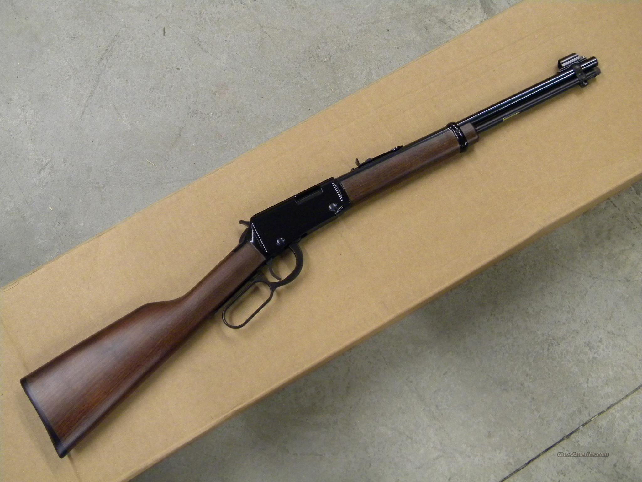 Henry Lever Action .22 Youth Rifle  Guns > Rifles > Henry Rifle Company