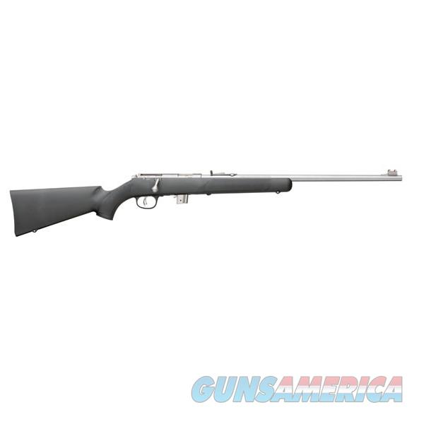 "Marlin XT-22SR 22"" SS Black Synthetic Bolt-Action .22 LR 70801  Guns > Rifles > Marlin Rifles > Modern > Bolt/Pump"