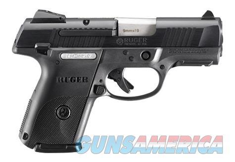 "Ruger SR9c Compact 3.4"" Black 9mm 3314  Guns > Pistols > Ruger Semi-Auto Pistols > SR Family > SR9C"