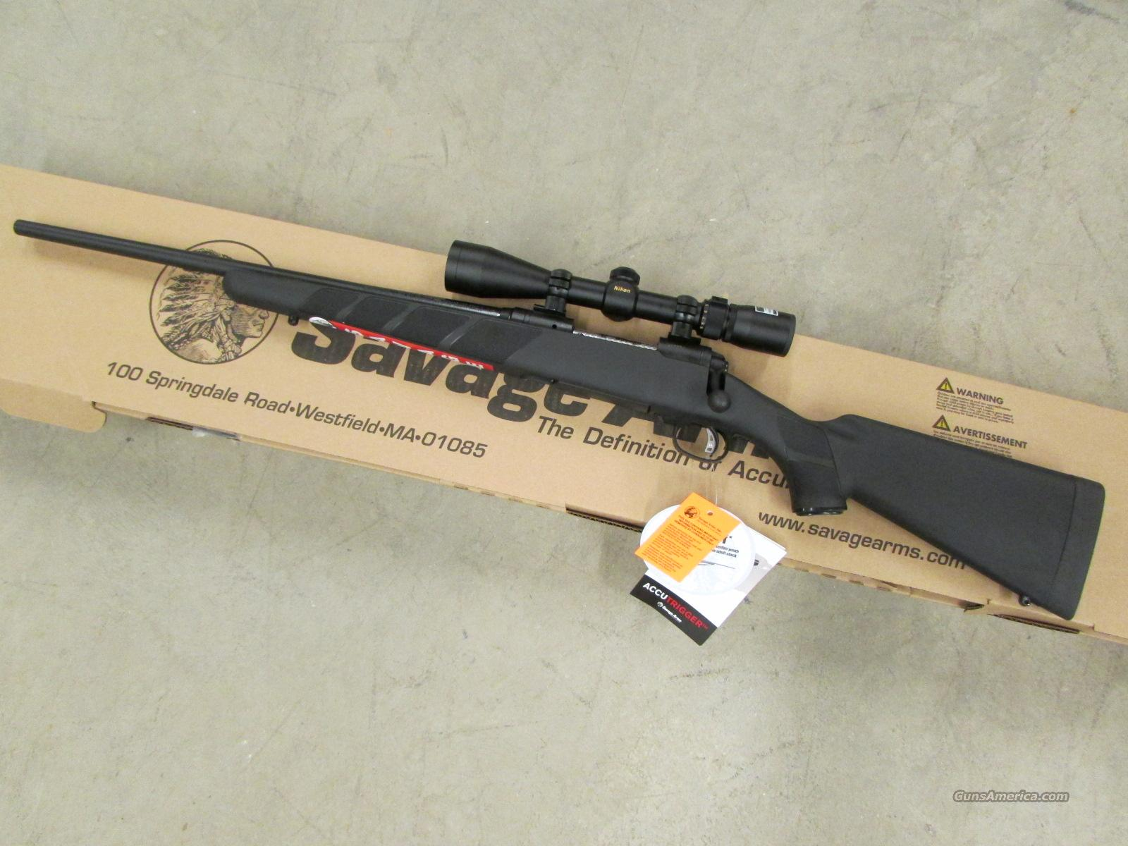 Savage Model 11/111 Trophy XP Hunter Youth Left Hand .308 Win.  Guns > Rifles > Savage Rifles > Accutrigger Models > Sporting