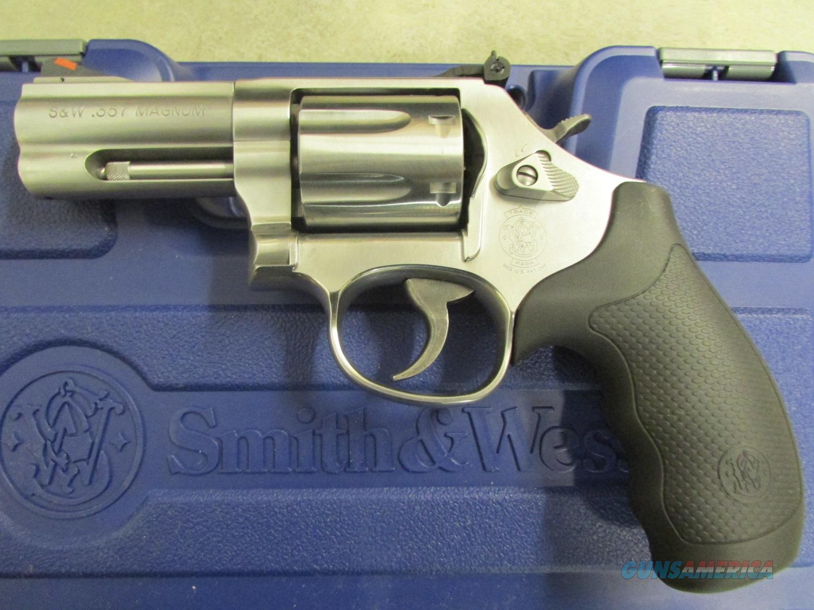 Smith & Wesson Model 686 Plus .357 Magnum  Guns > Pistols > Smith & Wesson Revolvers > Full Frame Revolver