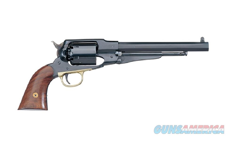 "Uberti 1858 New Army Black Powder Revolver .44 Cal 8"" 341000  Guns > Pistols > Muzzleloading Modern & Replica Pistols (perc)"