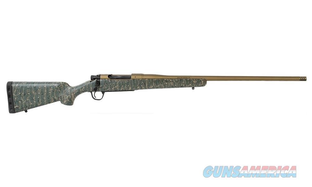 """Christensen Arms Mesa .300 Win. 24"""" Burnt Bronze / Green Stock  801-01008-00  Guns > Rifles > Custom Rifles > Bolt Action"""