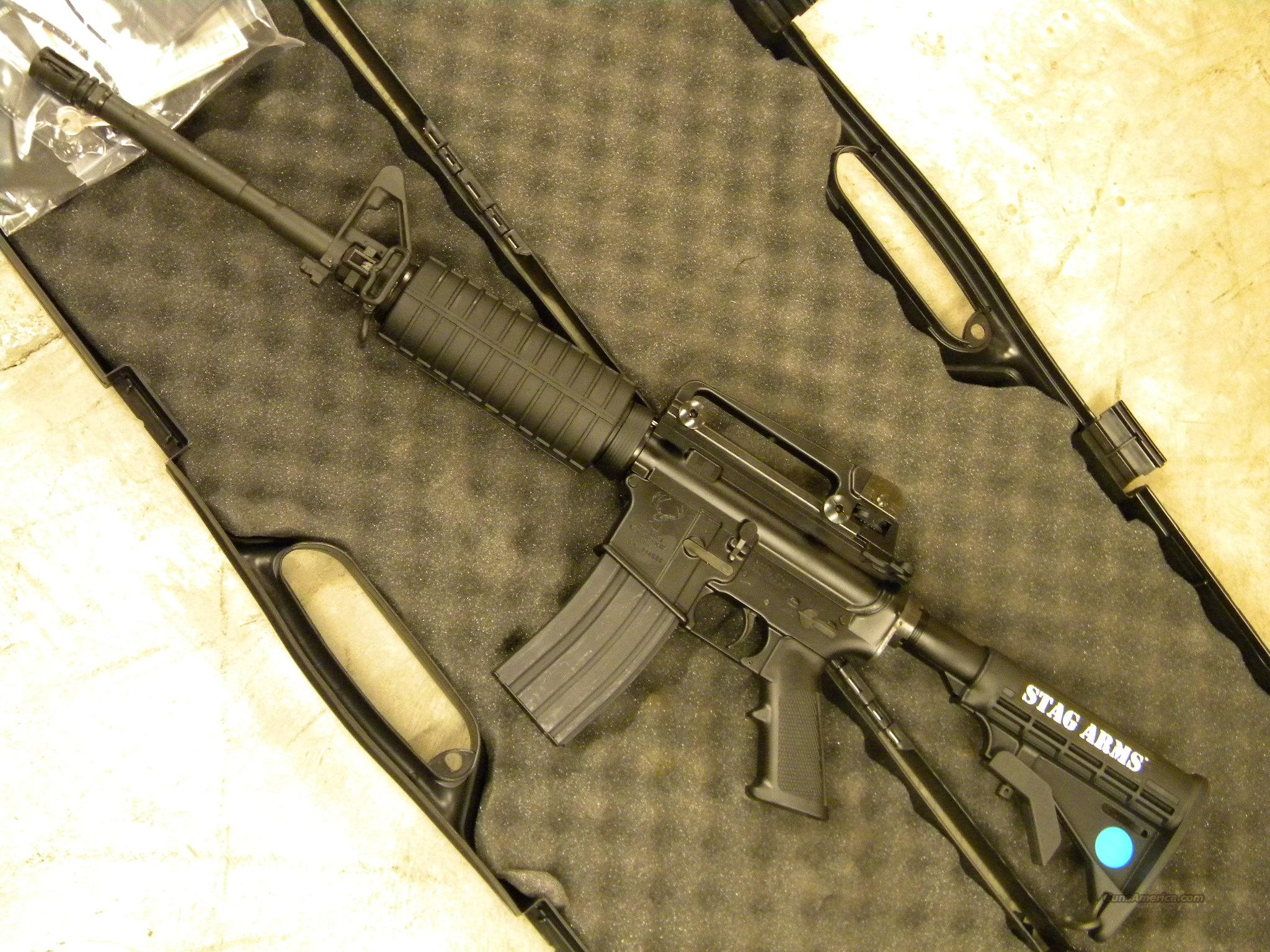 Stag Arms Model 1+ AR15 .223/5.56  Guns > Rifles > Stag Arms > Complete Rifles