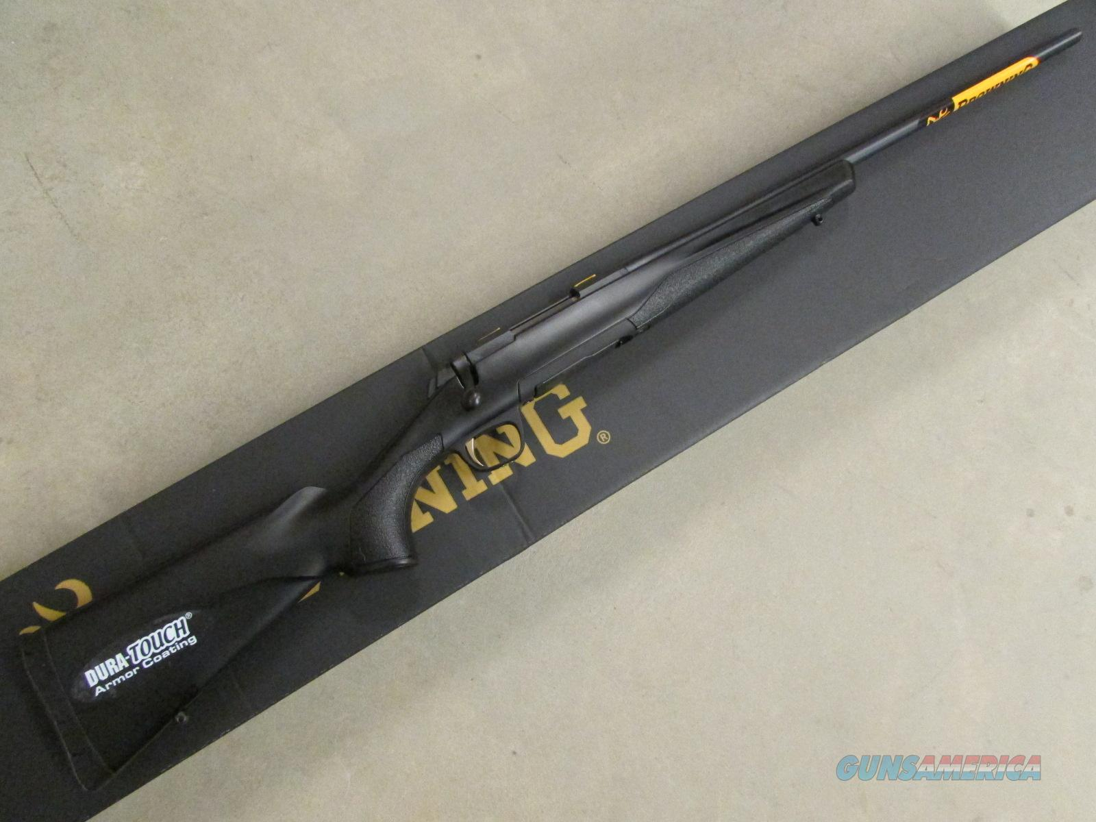 "Browning X-Bolt Stalker Dura-Touch Armor 22"" Blued .308 Win  Guns > Rifles > Browning Rifles > Bolt Action > Hunting > Blue"