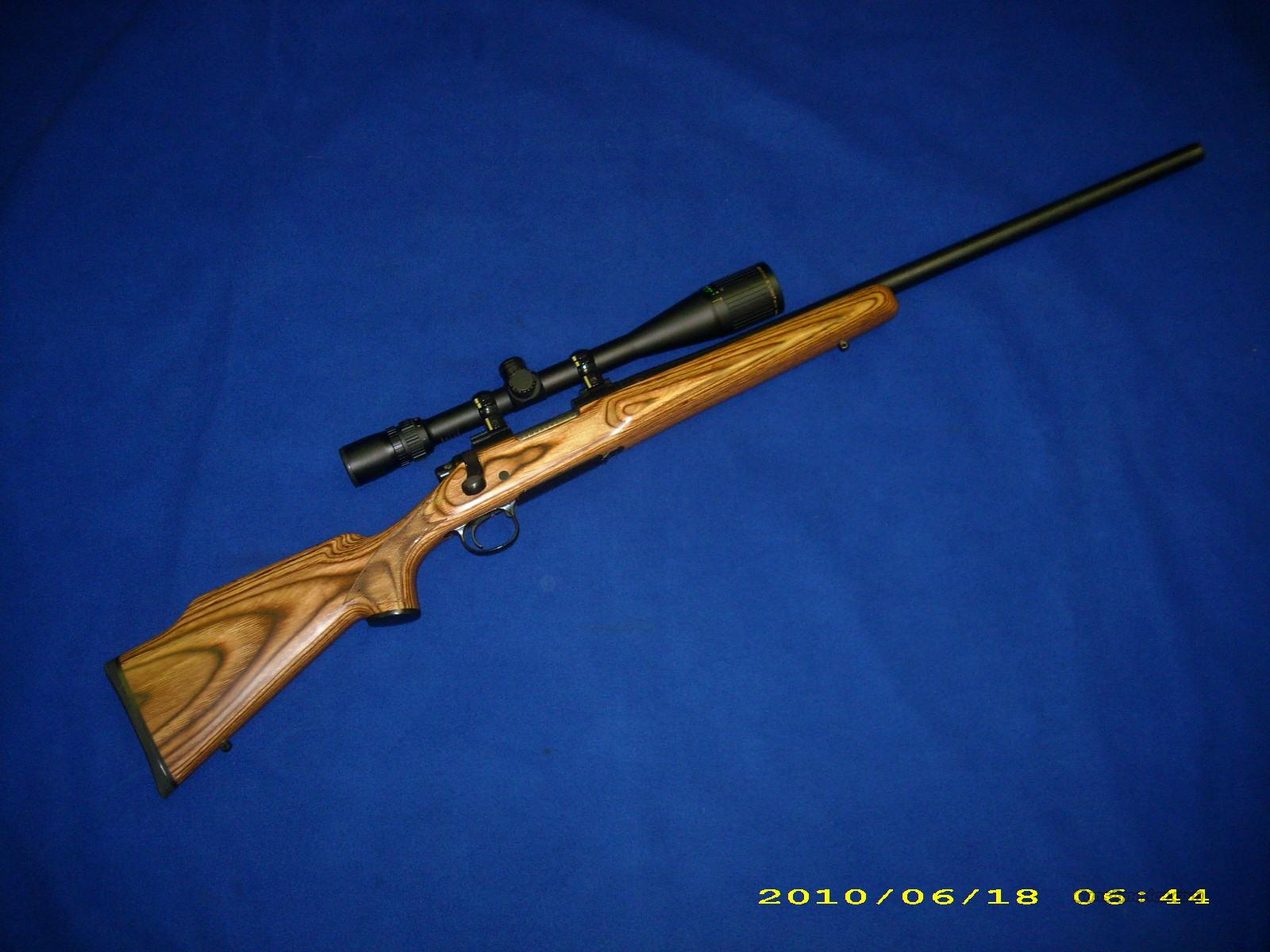 Remington Model 700 22-250Rem  Guns > Rifles > Remington Rifles - Modern > Model 700 > Sporting