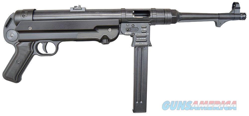 "ATI GSG MP40P Pistol HGA 9mm 10.8"" GERGMP409   Guns > Pistols > American Tactical Imports Pistols"