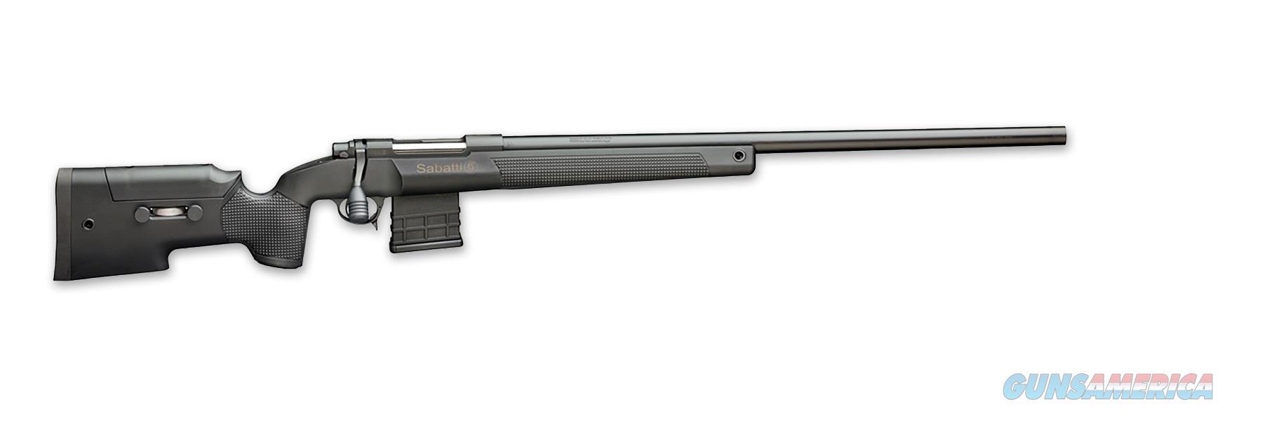 "Italian Firearms Group Sabatti Tactical US Target Bolt 6.5 Creed 26"" TB 53679   Guns > Rifles > Sabatti Rifles"