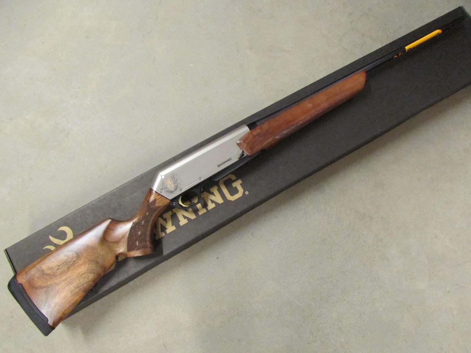 Browning bar longtrac left hand 24 quot 300 win mag semi auto rifle