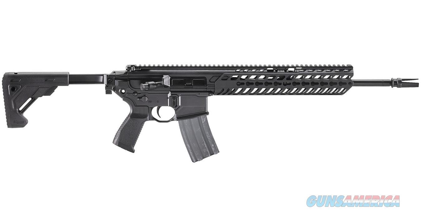 "Sig Sauer MCX Patrol 5.56 NATO 16"" RMCX-16B-TELE-P   Guns > Rifles > Sig - Sauer/Sigarms Rifles"