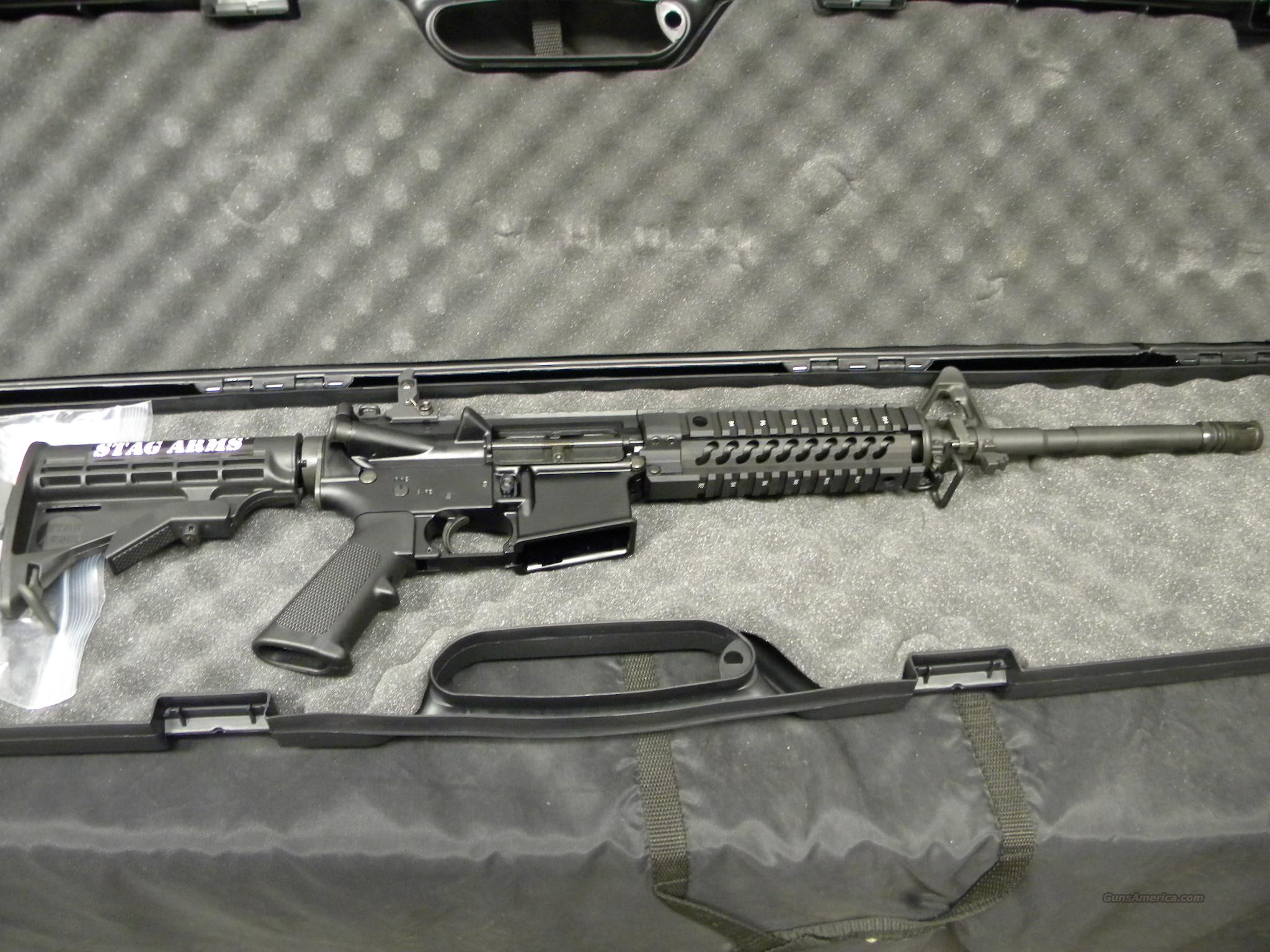 STAG MODEL 2T 5.56 AR15  Guns > Rifles > Stag Arms > Complete Rifles