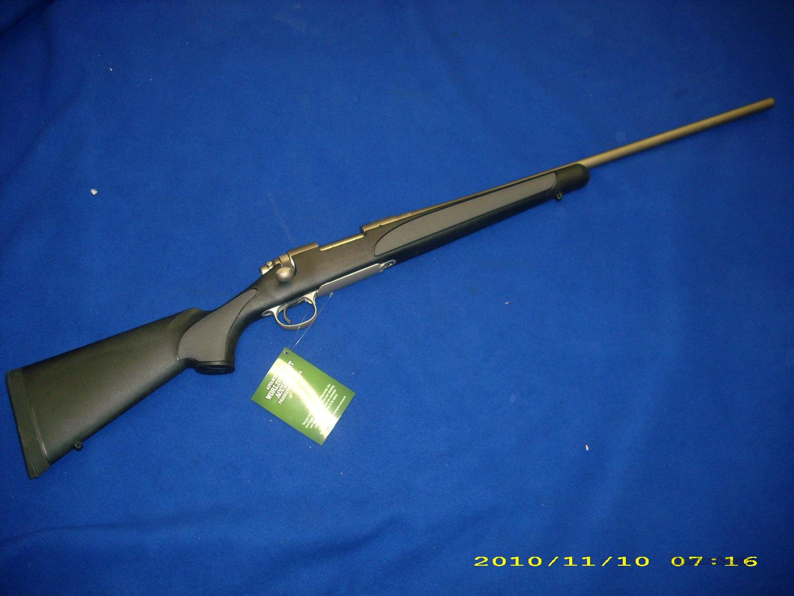 Remington Model 700XCR 7mm-08  Guns > Rifles > Remington Rifles - Modern > Model 700 > Sporting