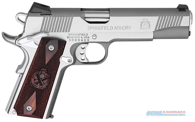 "Springfield 1911 Loaded .45 ACP CA Compliant 5"" PX9151LCA  Guns > Pistols > Springfield Armory Pistols > 1911 Type"