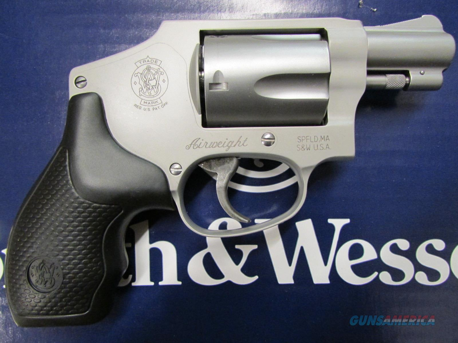"Smith & Wesson Model 642 Airweight 1.875"" Barrel .38 Special +P 163810  Guns > Pistols > Smith & Wesson Revolvers > Full Frame Revolver"