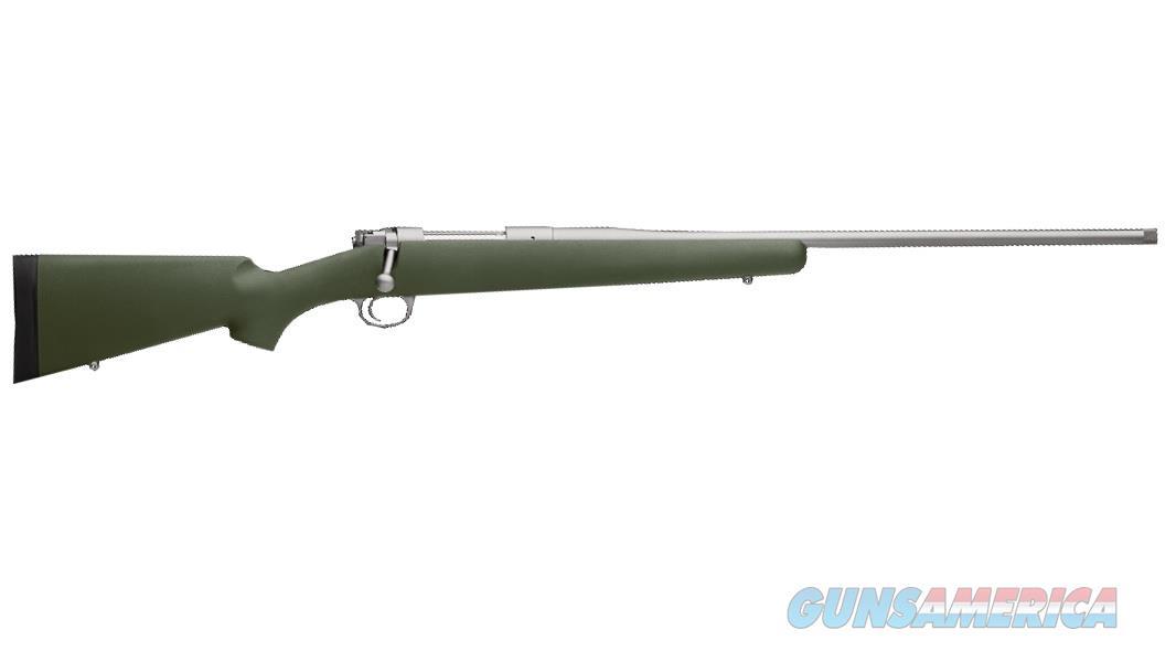 "Kimber 84M Montana Green 7mm-08 Rem 22"" Stainless TB 3000804   Guns > Rifles > Kimber of America Rifles"