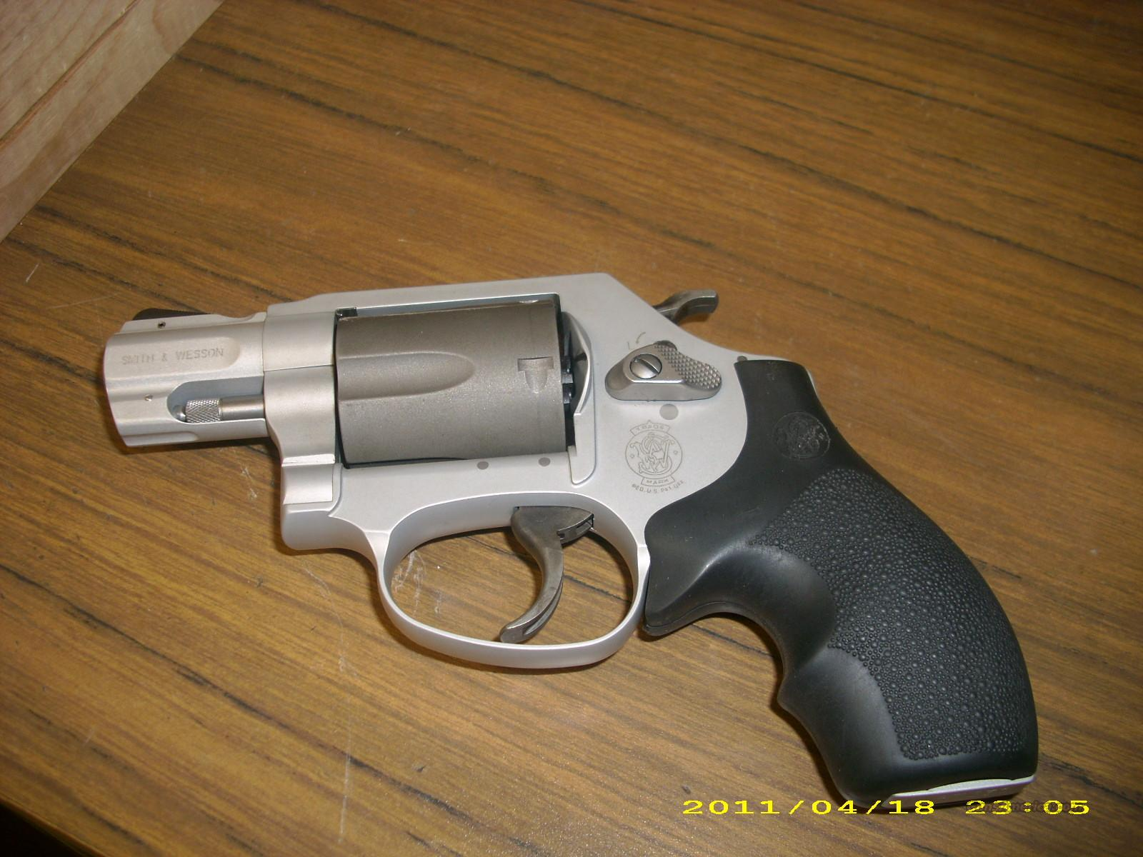 Smith and Wesson Model 360 .357   Guns > Pistols > Smith & Wesson Pistols - Autos > Polymer Frame