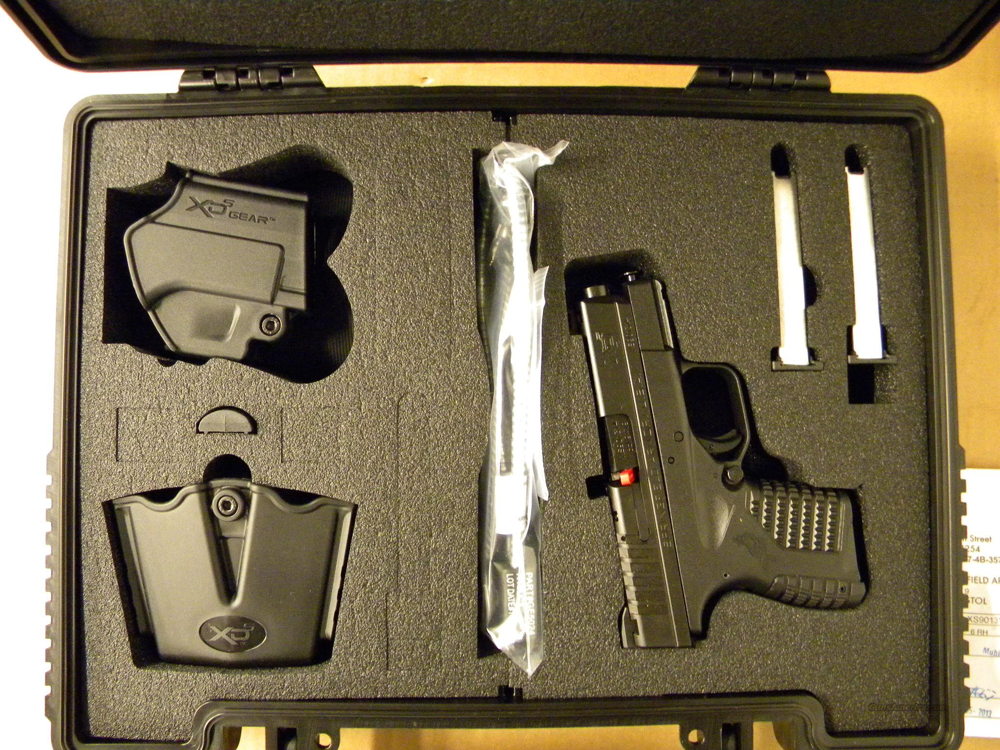 "Springfield XDS 9mm 3.3""  Guns > Pistols > Springfield Armory Pistols > XD-S"