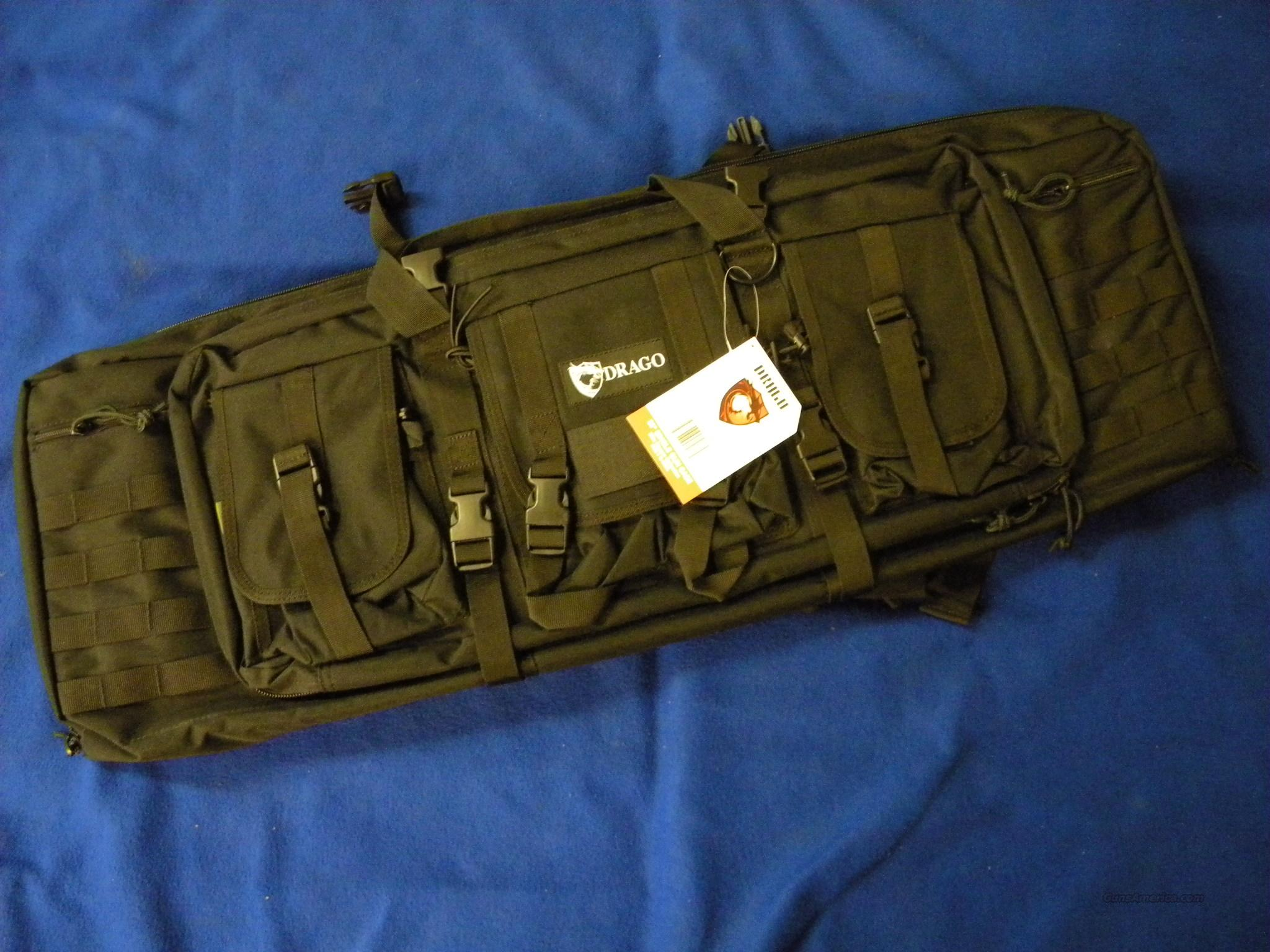 DRAGO TACTICAL RIFLE CASE AR15/AR10  Non-Guns > Gun Cases