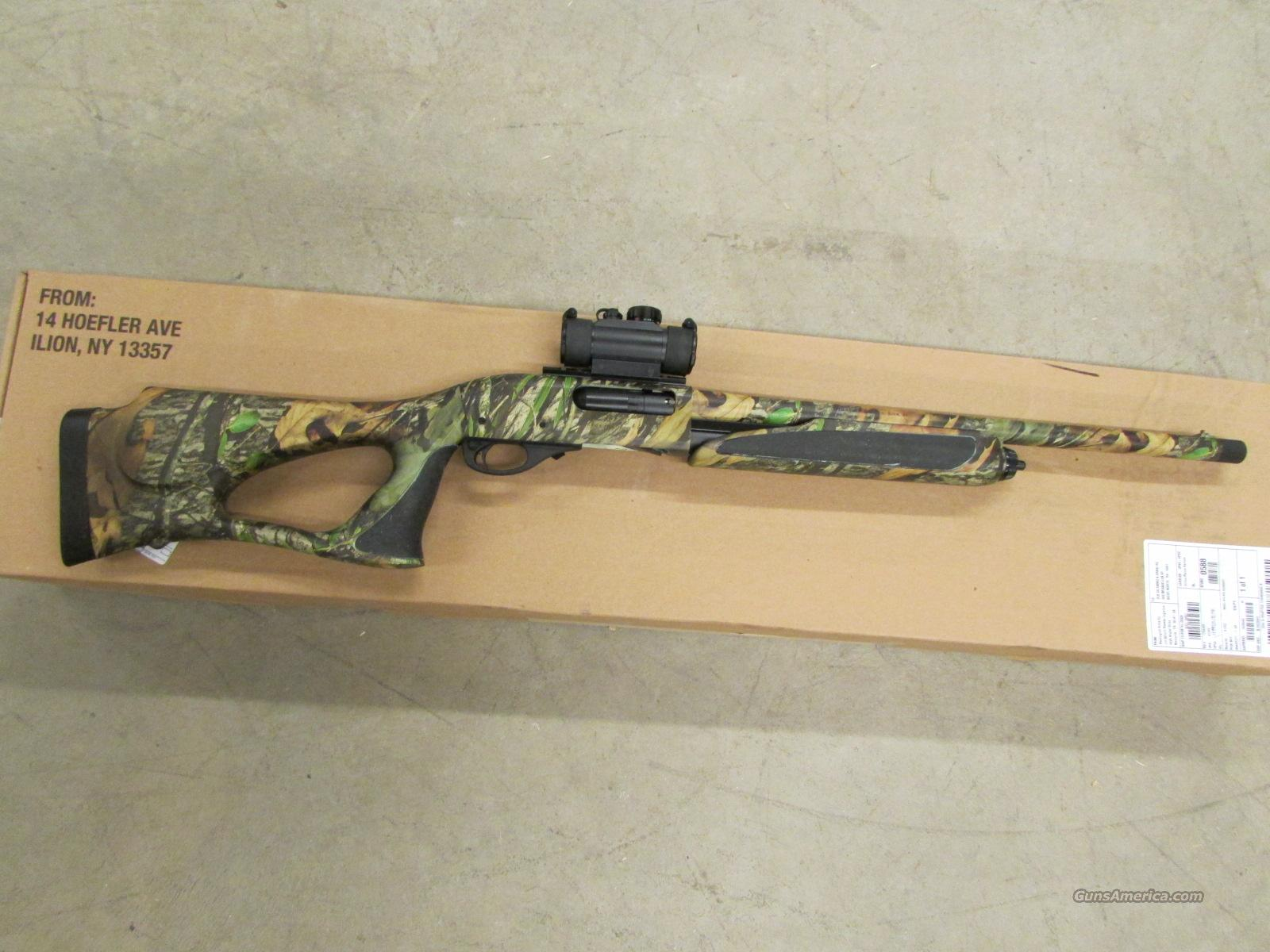 Remington Model 870 SPS Shurshot Mossy Oak Camo 12 Gauge  Guns > Shotguns > Remington Shotguns  > Pump > Hunting