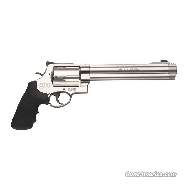 Smith & Wesson Model 460XVR  Guns > Pistols > Smith & Wesson Revolvers > Full Frame Revolver