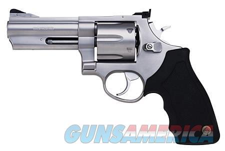 "Taurus Model 44 Stainless .44 Magnum 4"" 2-440049   Guns > Pistols > Taurus Pistols > Revolvers"