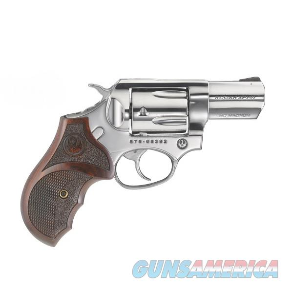 "Ruger SP101 Match Champion .357 Mag 2.25"" SS 5785   Guns > Pistols > Ruger Double Action Revolver > SP101 Type"