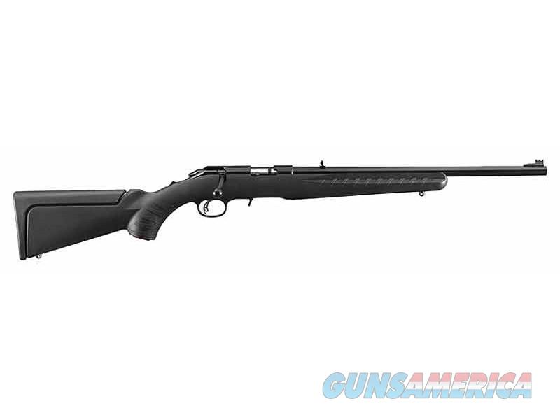 "Ruger American Rimfire Compact .22 WMR 18"" 9 Rds Black 8323  Guns > Rifles > Ruger Rifles > American Rifle"