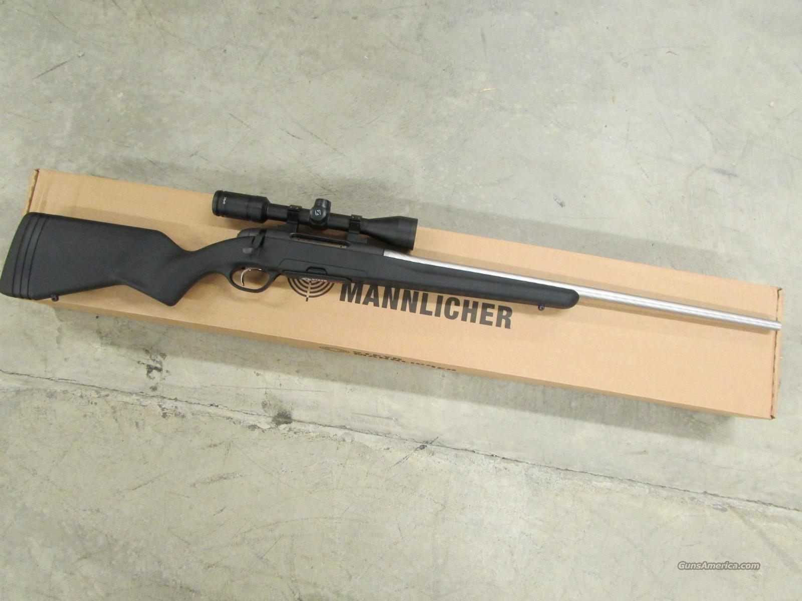 Steyr Mannlicher US ProHunter Stainless .300 Win. Mag with Zeiss Scope  Guns > Rifles > Steyr Rifles