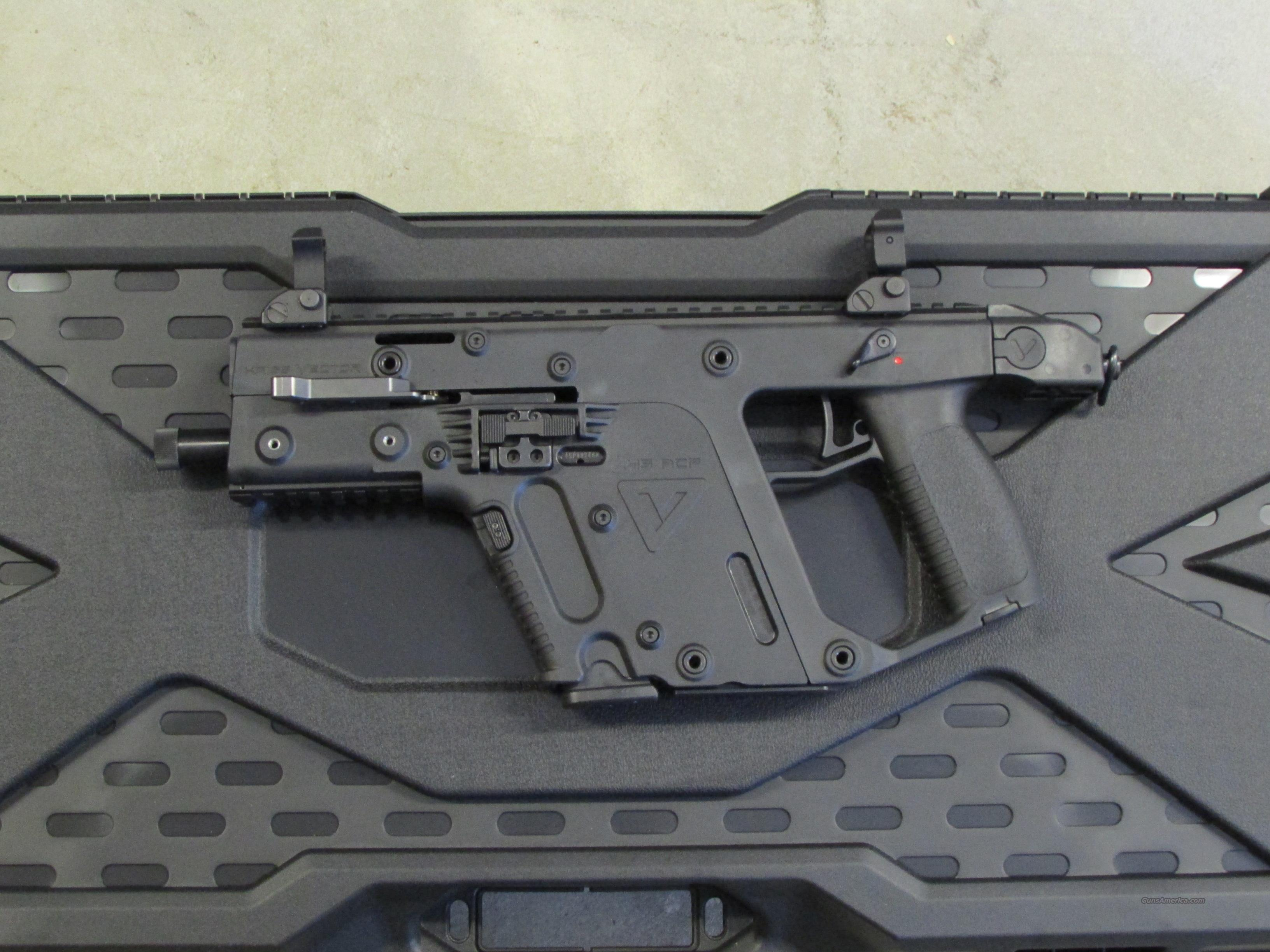 KRISS Vector SDP .45 ACP takes Glock Magazines  Guns > Pistols > Kriss Tactical Pistols