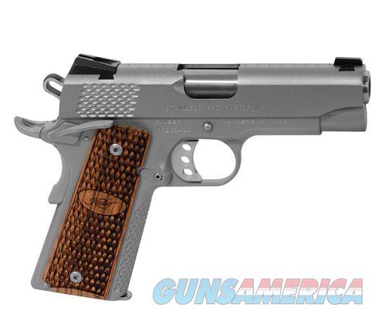 "Kimber Stainless Pro Raptor II 1911 .45 ACP 4"" 3200195   Guns > Pistols > Kimber of America Pistols"